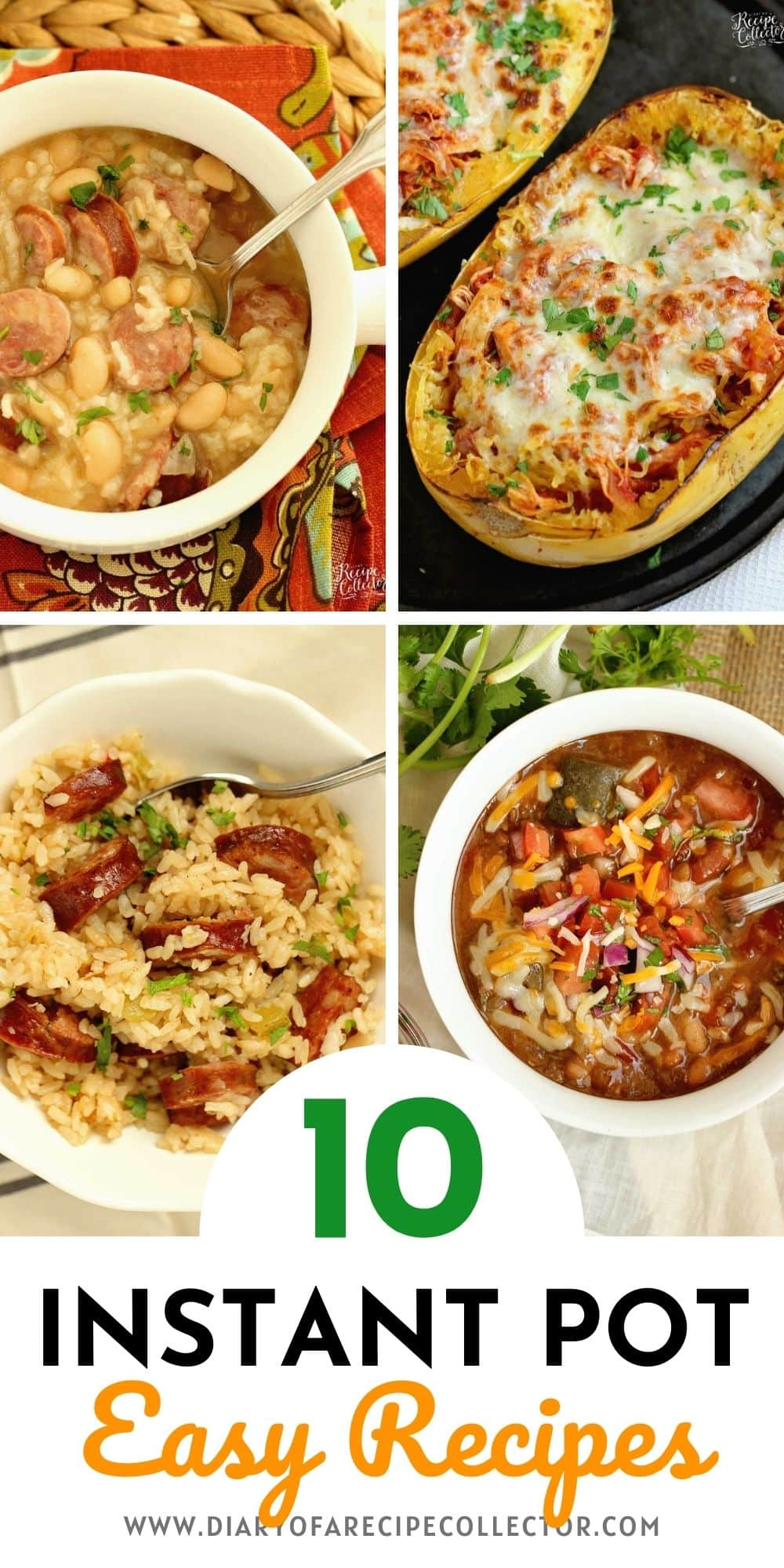 Favorite Instant Pot Recipes