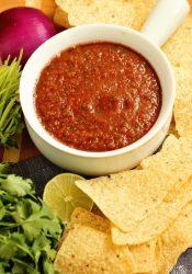 Easy Blender Salsa Recipe